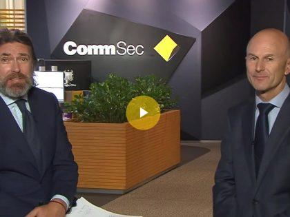 Simon Conn on CommSec Executive Series